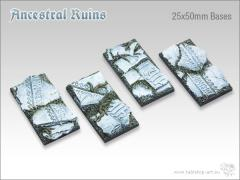 25x50mm Cavalry Base - Ancestral Ruins