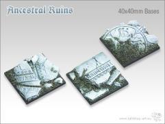 40mm Square Base - Ancestral Ruins
