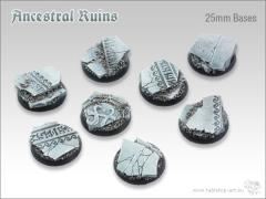 25mm Round Base - Ancestral Ruins