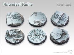 40mm Round Base - Ancestral Ruins