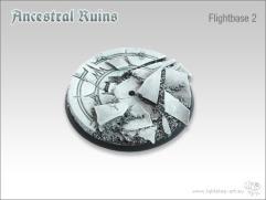 60mm Round Flightbase #2 - Ancestral Ruins