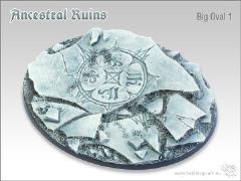 Big Oval Base #1 - Ancestral Ruins