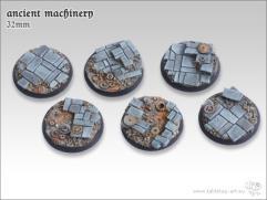 32mm Round Base - Ancient Machinery
