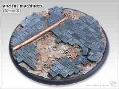 120mm Round Base - Ancient Machinery