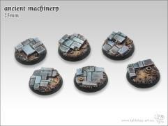 25mm Round Base - Ancient Machinery