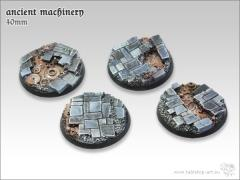 40mm Round Base - Ancient Machinery