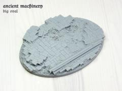 Big Oval Base - Ancient Machinery