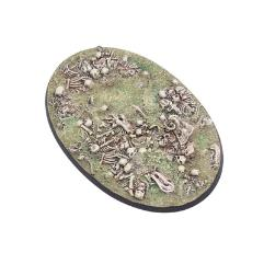 105mm Oval - Bone Field #1
