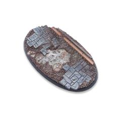90mm Oval Base #1 - Ancient Machinery