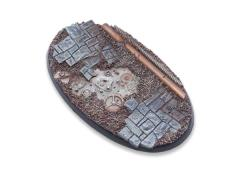 105mm Oval Base - Ancient Machinery #2