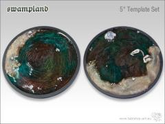 "5"" Swamp Template Set"