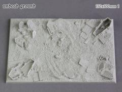 100x150mm Base - Undead Ground