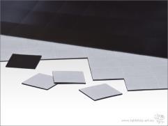 20mm Square Magnetic Foil Set (300)