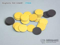 25mm Round Magnetic Foil (32)