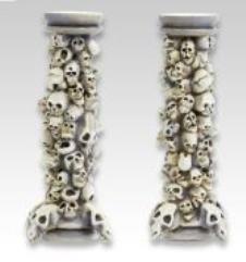 Skull Column #1