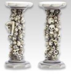 Skull Column #2