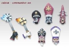 Cultist Commander Set