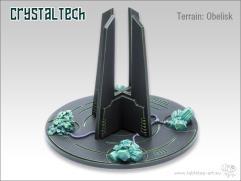 Crystal Tech Obelisk