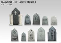 Grave Stones #1
