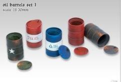 Oil Barrels #1