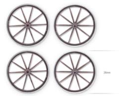 Cart Wheel Set