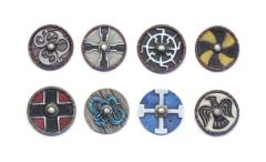 Viking Shields Set #2