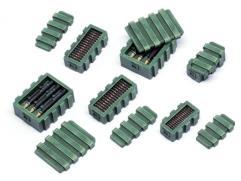 Plastic Boxes w/Ammo #1