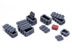 Plastic Boxes #1
