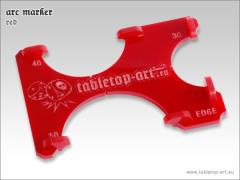 Arc Marker - Red