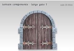 Large Gate #1