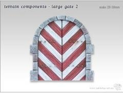 Large Gate #2