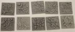 Bonefield - Square - 25x25 Collection #2