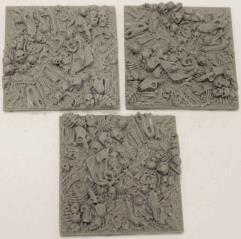 Bonefield - Square - 50x50 Collection #1