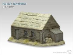 Russian Farmhouse