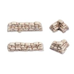 Sandbag Wall Set