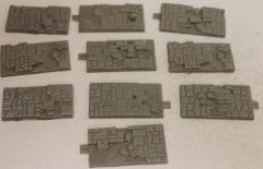 Stone Floor - 25x50 Collection