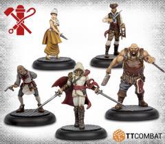 Starter Gang - The Guild