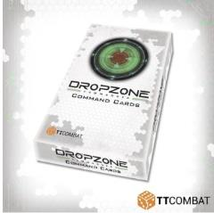 Dropzone Commander Cards