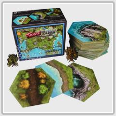 TerraTiles - Coasts and Rivers (Kickstarter Edition)