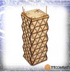 Pythagoras Tower