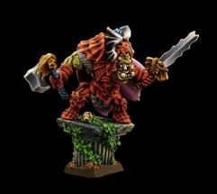 Vorgash - The Blood Drinker