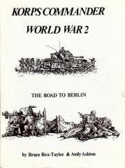 Korps Commander - The Road to Berlin