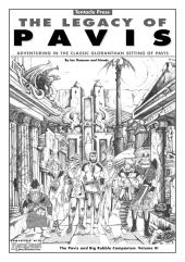 Legacy of Pavis, The