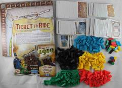 Ticket to Ride + USA 1910 Expansion!