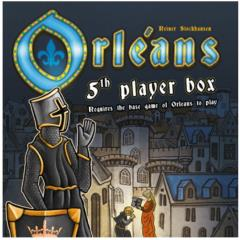 Orleans 5th Player Box Expansion