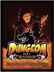 Dungeon Roll - Henchmen Booster