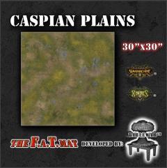 "30' x 30"" - Caspian Plains"