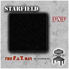 3' x 3' - Starfield
