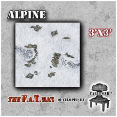 3' x 3' - Alpine