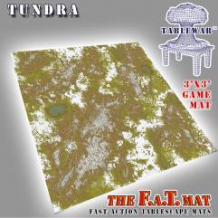 3' x 3' - Tundra